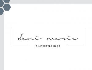 Dani Marie Blog